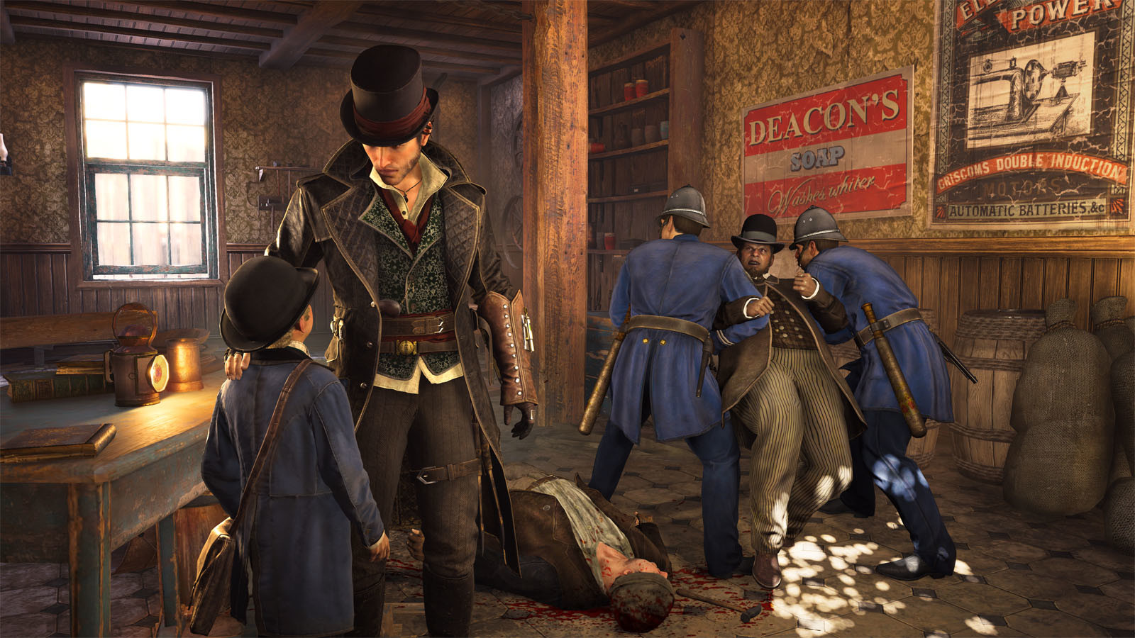 Kết quả hình ảnh cho Assassins Creed Syndicate
