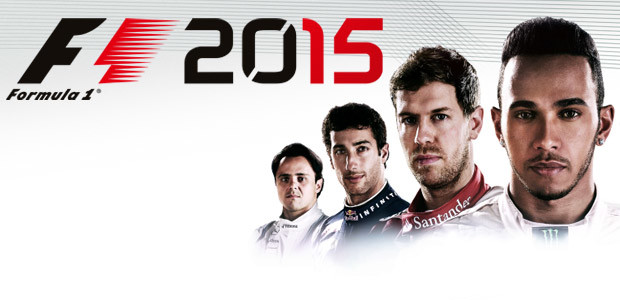 F1 2015 - Cover / Packshot