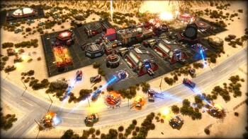 Screenshot1 - Act of Aggression - Reboot Edition