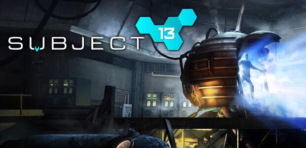 Subject 13 - Cover / Packshot