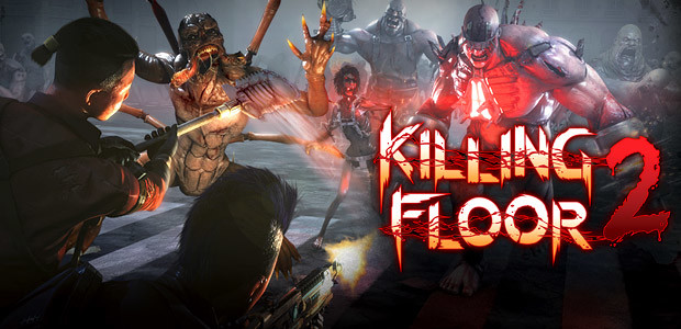 Killing Floor 2 - Cover / Packshot