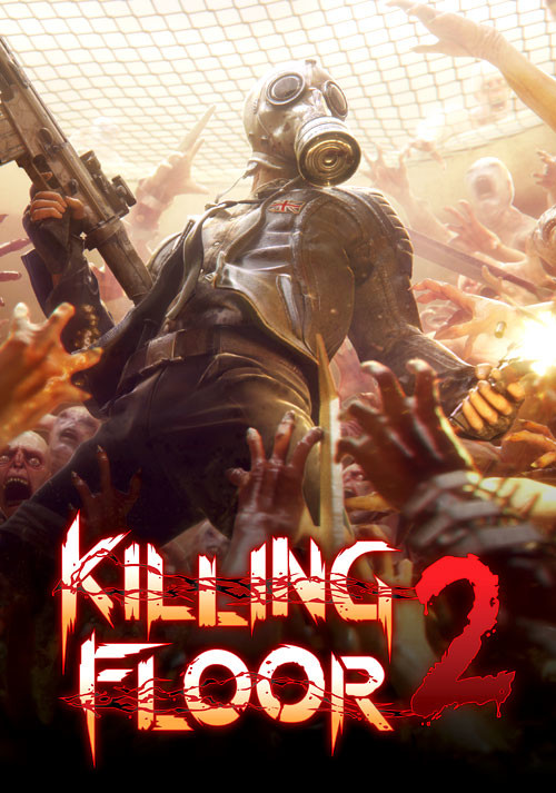 Killing Floor 2 - Packshot