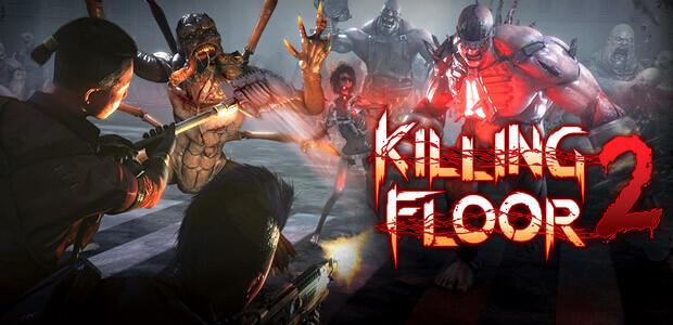 Killing Floor 2 - Cover / Packshot