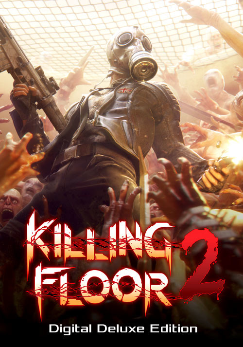 Killing Floor 2 Digital Deluxe Edition - Cover / Packshot
