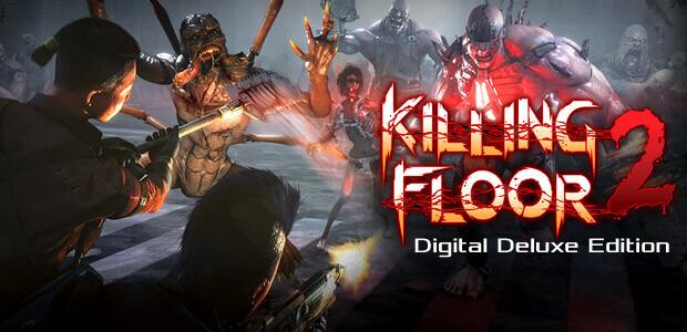 Killing Floor 2 Digital Deluxe Edition - Cover / Packshot