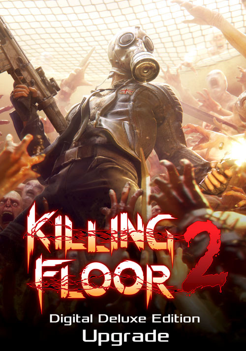 Killing Floor 2 Digital Deluxe Edition Upgrade - Cover / Packshot