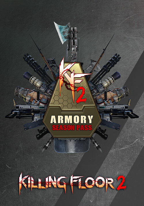 Killing Floor 2 - Armory Season Pass - Cover / Packshot