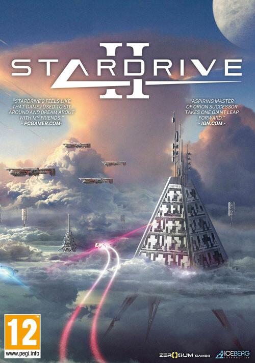 StarDrive 2 - Cover / Packshot