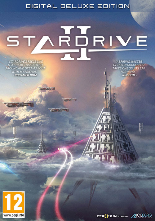 StarDrive 2 - Digital Deluxe - Cover / Packshot