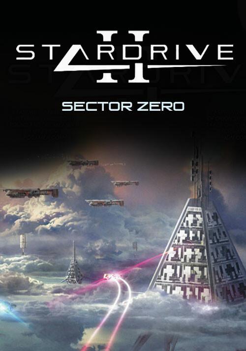 StarDrive 2: Sector Zero - Cover / Packshot
