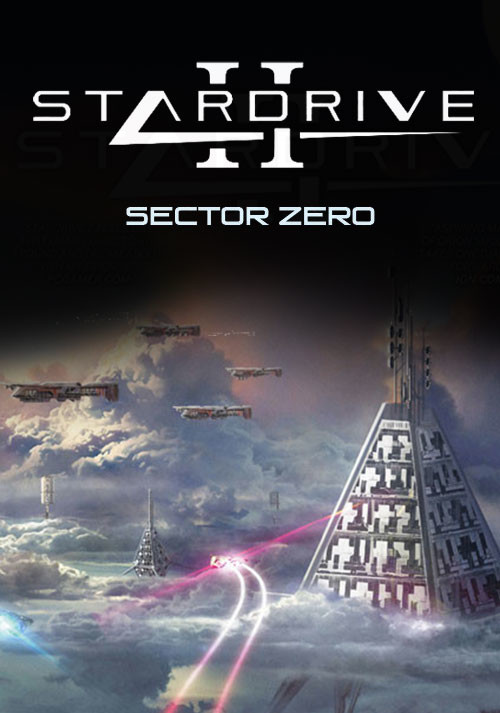 StarDrive 2: Sector Zero - Cover / Packshot