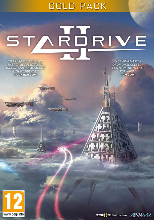 StarDrive 2 Gold Pack - Cover