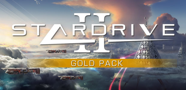StarDrive 2 Gold Pack - Cover / Packshot