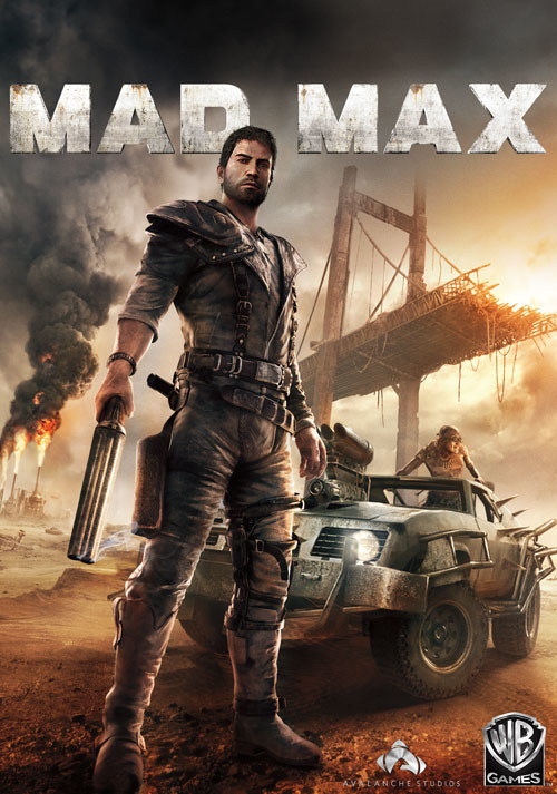 Mad Max - Cover / Packshot