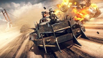 Screenshot1 - Mad Max