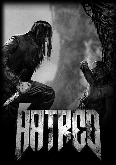 Hatred - Cover / Packshot