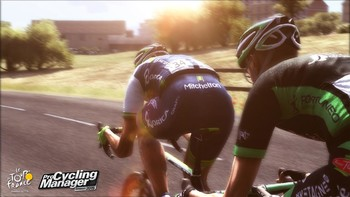 Screenshot5 - Pro Cycling Manager - Tour de France 2015