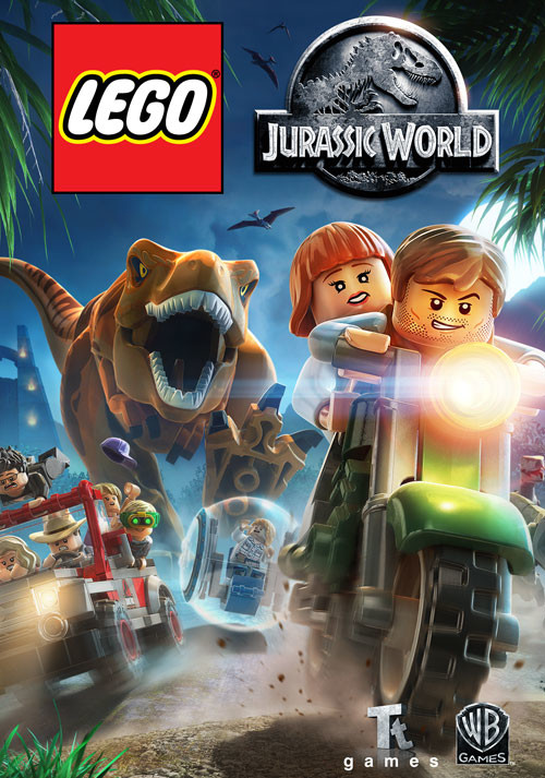 LEGO Jurassic World - Cover / Packshot