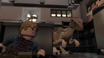 Screenshot1 - LEGO Jurassic World