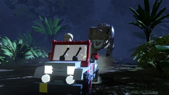 Screenshot2 - LEGO Jurassic World