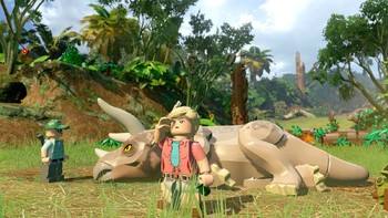 Screenshot3 - LEGO Jurassic World