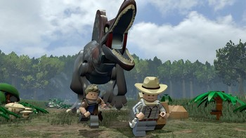 Screenshot4 - LEGO Jurassic World