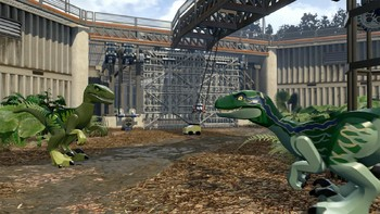 Screenshot7 - LEGO Jurassic World