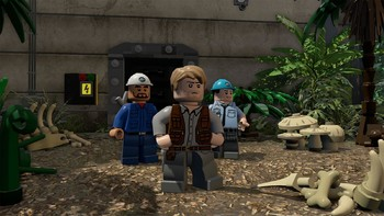 Screenshot8 - LEGO Jurassic World