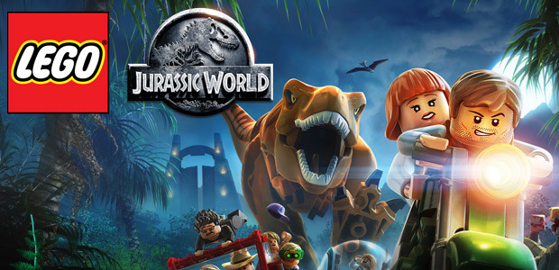 LEGO Jurassic World - Cover / Packshot