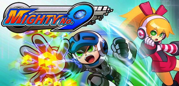 Mighty No. 9 - Cover / Packshot