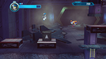 Screenshot1 - Mighty No. 9 - Ray Expansion