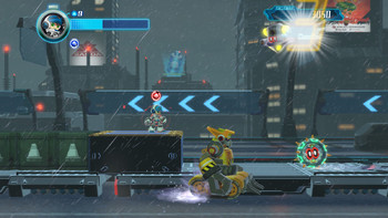Screenshot5 - Mighty No. 9 - Ray Expansion