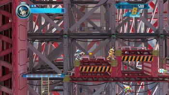 Screenshot2 - Mighty No. 9 - Ray Expansion