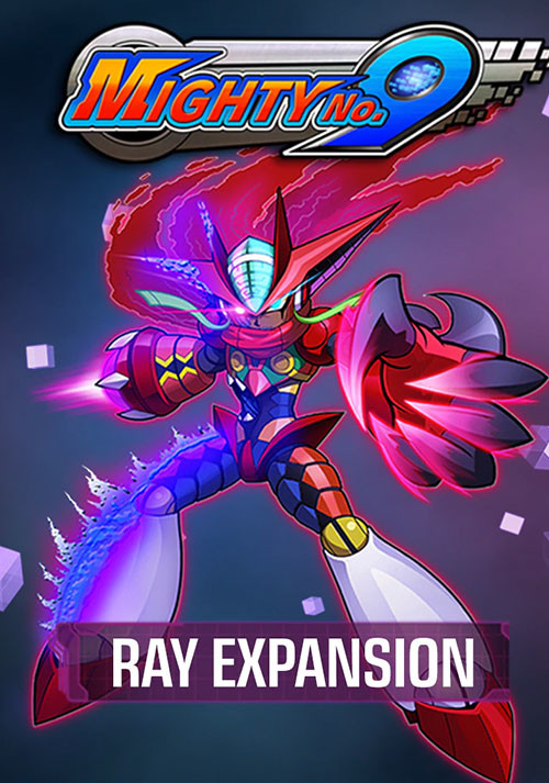Mighty No. 9 - Ray Expansion - Cover / Packshot