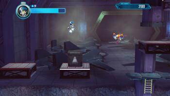 Screenshot1 - Mighty No. 9 - Ray Expansion