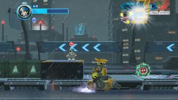 Screenshot5 - Mighty No. 9 - Ray Expansion