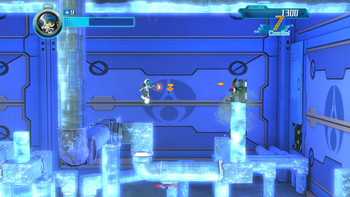 Screenshot5 - Mighty No. 9 - Retro Hero