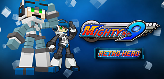 Mighty No. 9 - Retro Hero - Cover / Packshot