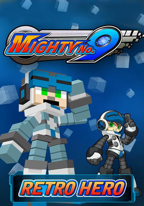 Mighty No. 9 - Retro Hero - Cover / Packshot