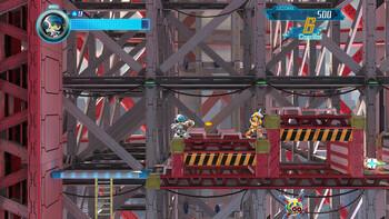 Screenshot1 - Mighty No. 9 - Retro Hero