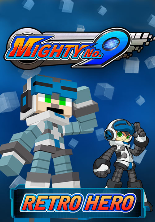 Mighty No. 9 - Retro Hero - Packshot