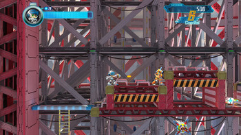 Screenshot1 - Mighty No. 9 - Retro Hero