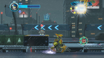 Screenshot2 - Mighty No. 9 - Retro Hero