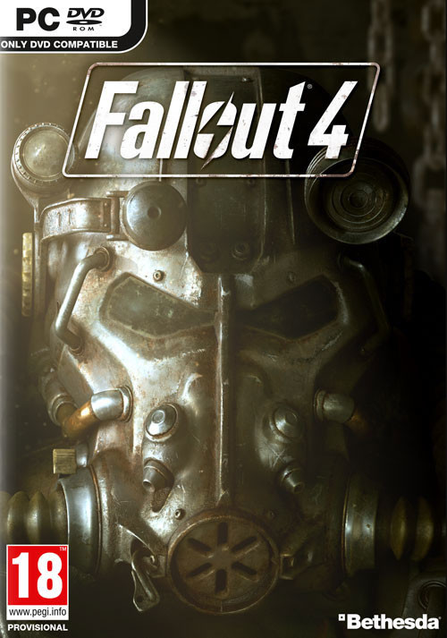 Fallout 4 - Cover / Packshot