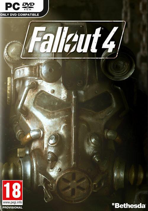 Fallout 4 - Packshot