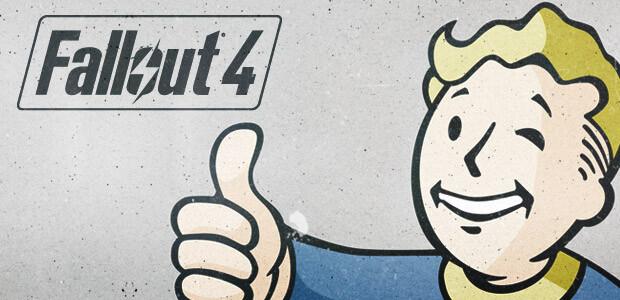 Fallout 4 - Cover / Packshot