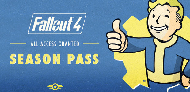 Fallout 4 - Season Pass - Cover / Packshot