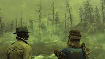 Screenshot1 - Fallout 4 - Far Harbor DLC