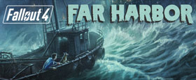 Fallout 4 - Far Harbor DLC