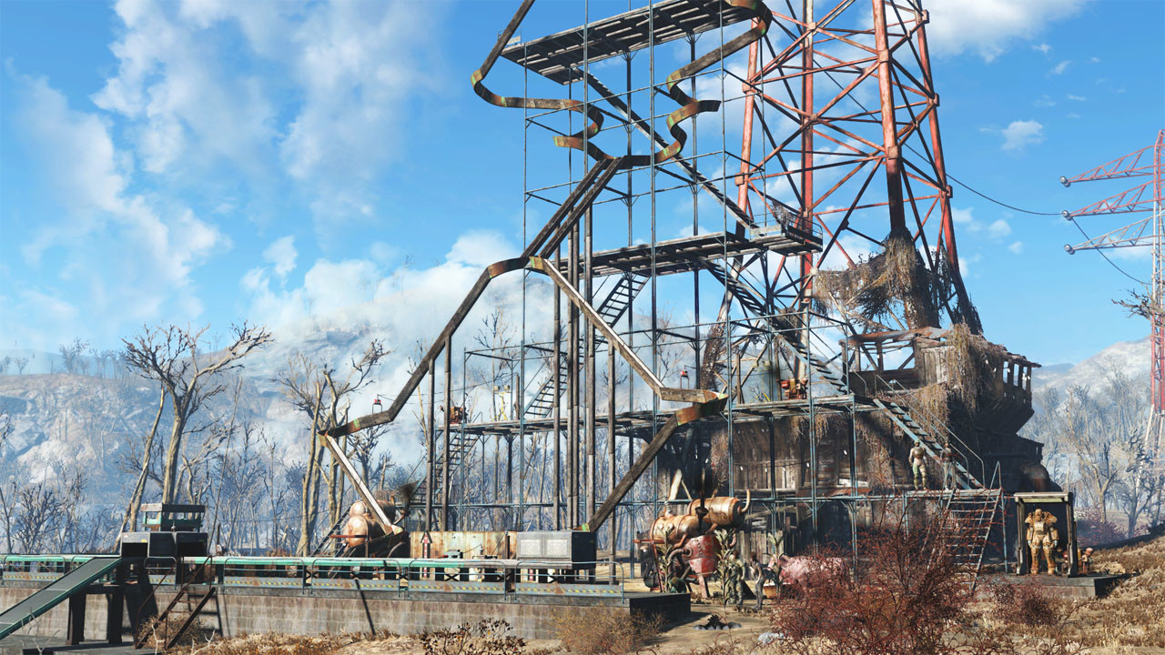 Fallout 4 All The Contraption Dlc Console Commands News Gamesplanet Com